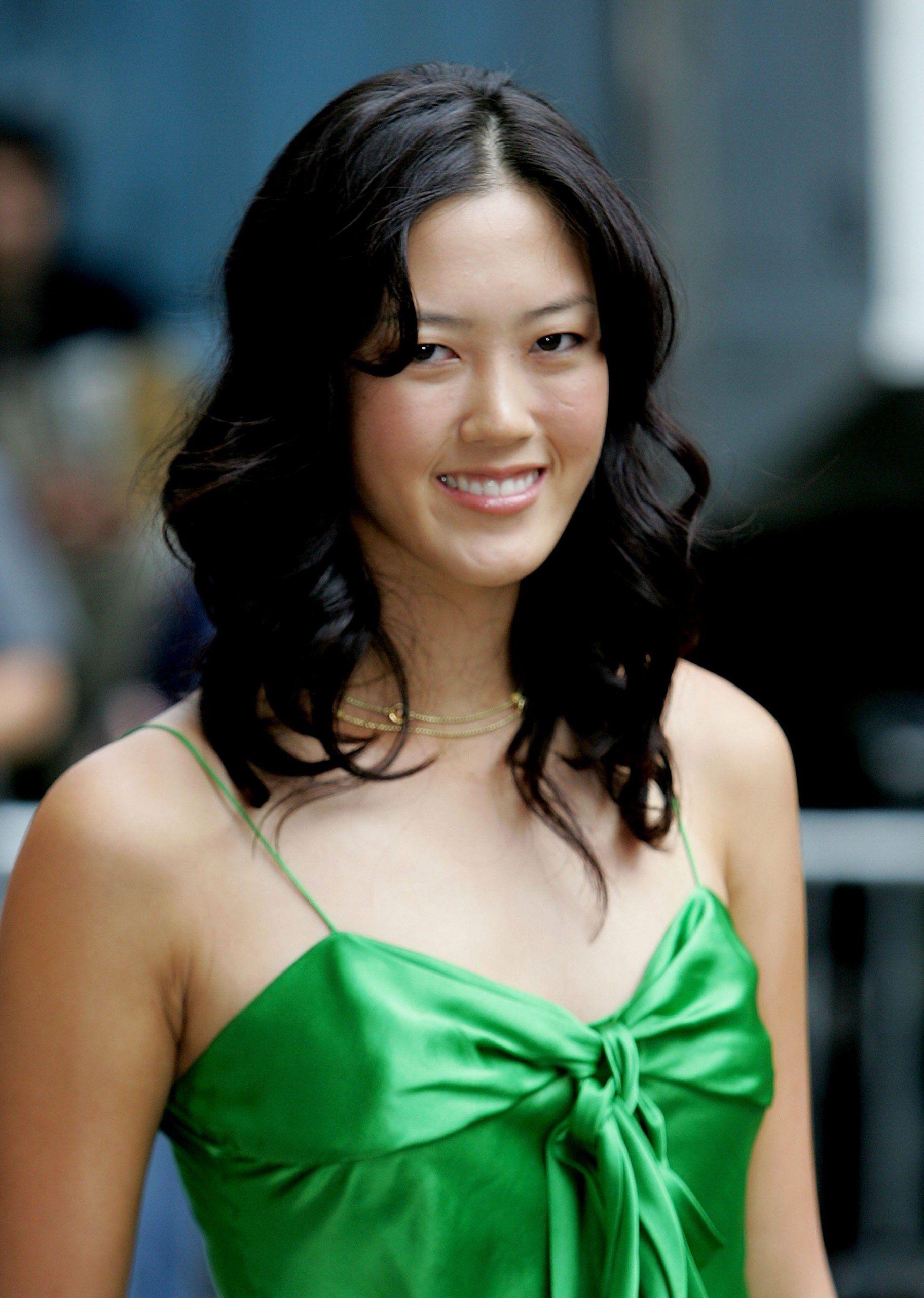 Michelle Wie hot photo