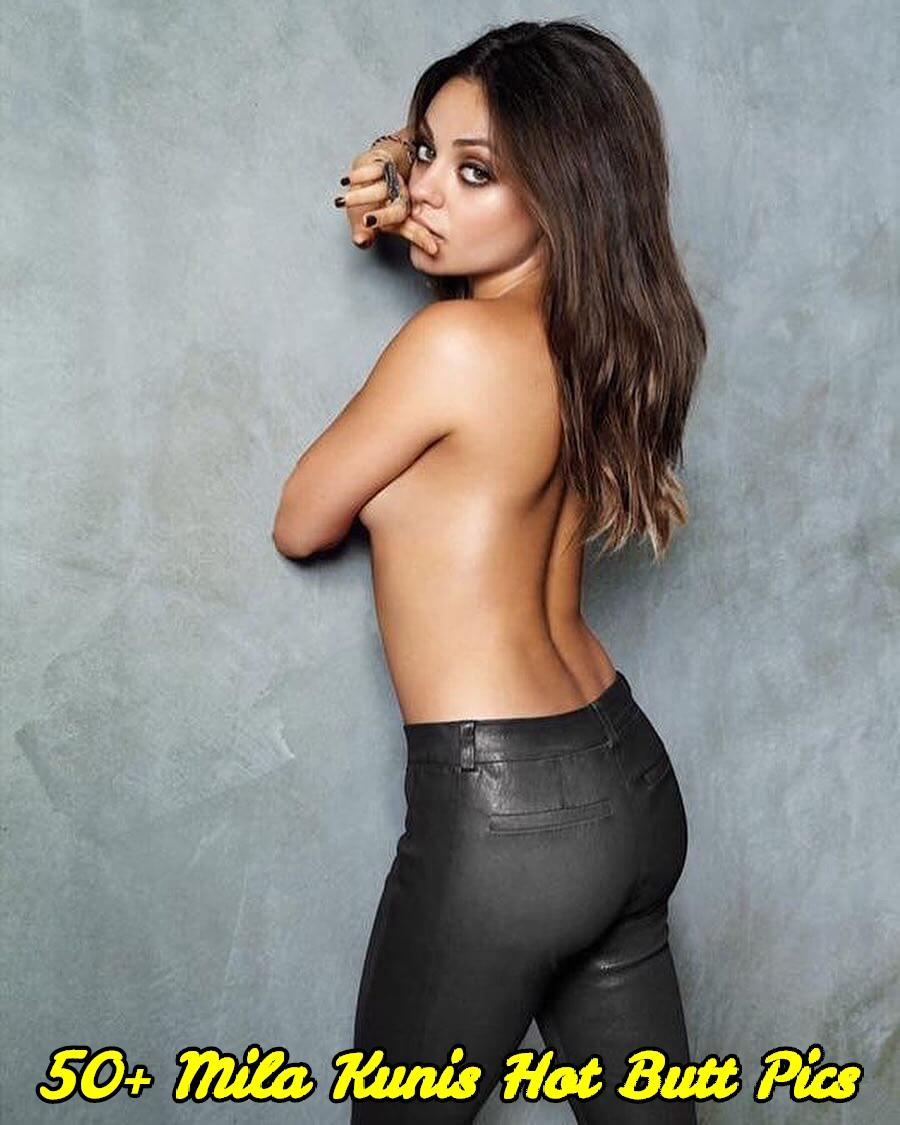 Mila Kunis hot butt pics