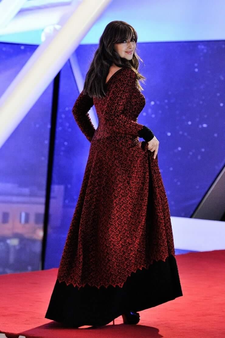 Monica Bellucci hot booty pic