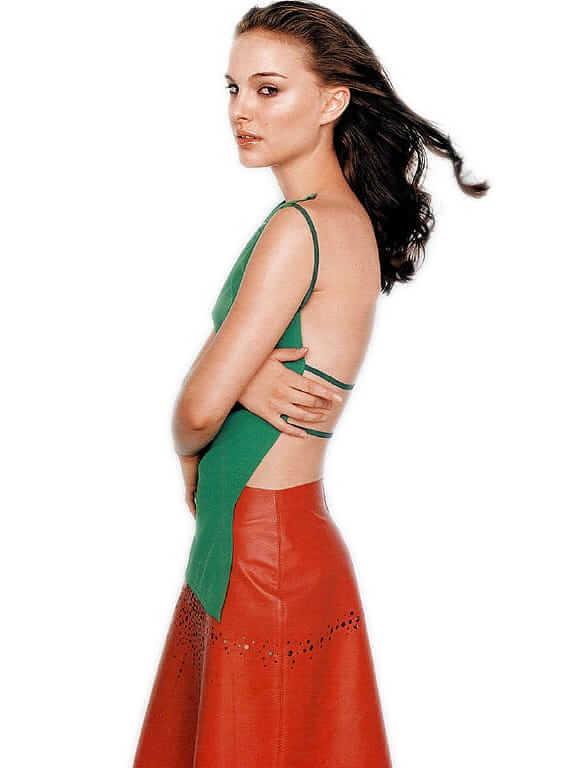 Natalie Portman sexy side butt pic