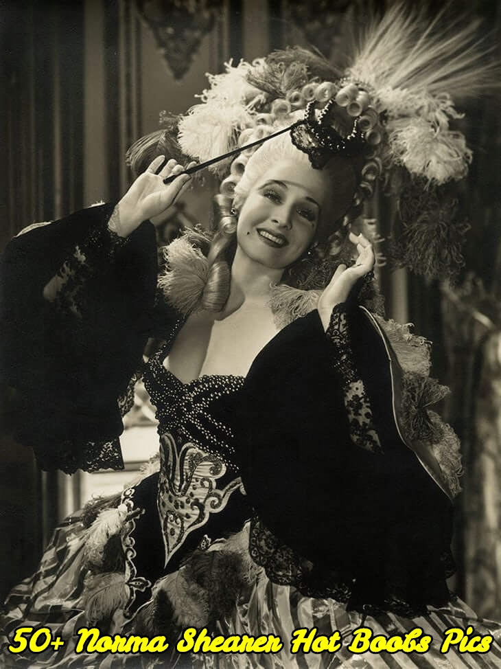 Norma Shearer hot boobs pics