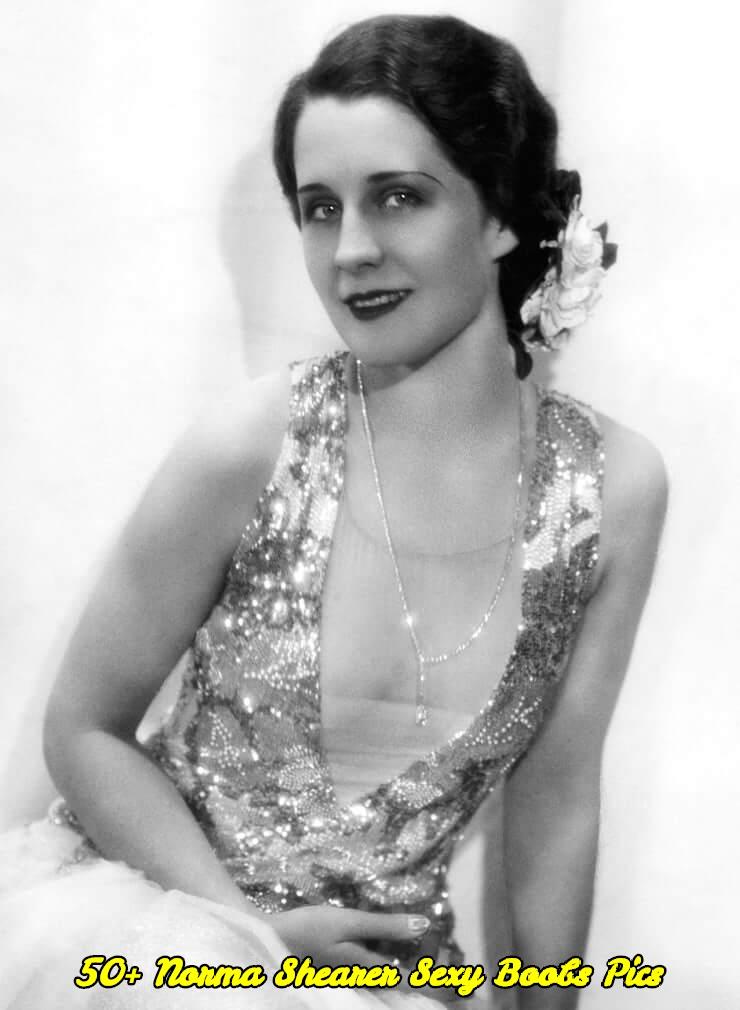 Norma Shearer sexy boobs pics