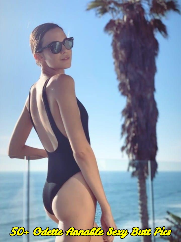 Odette Annable sexy butt pics
