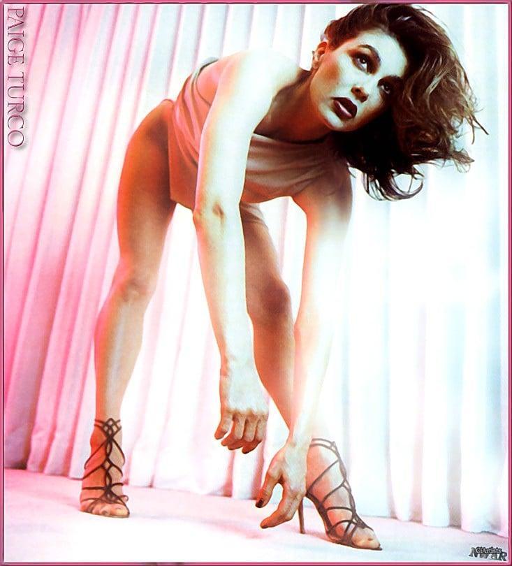 Paige Turco hot