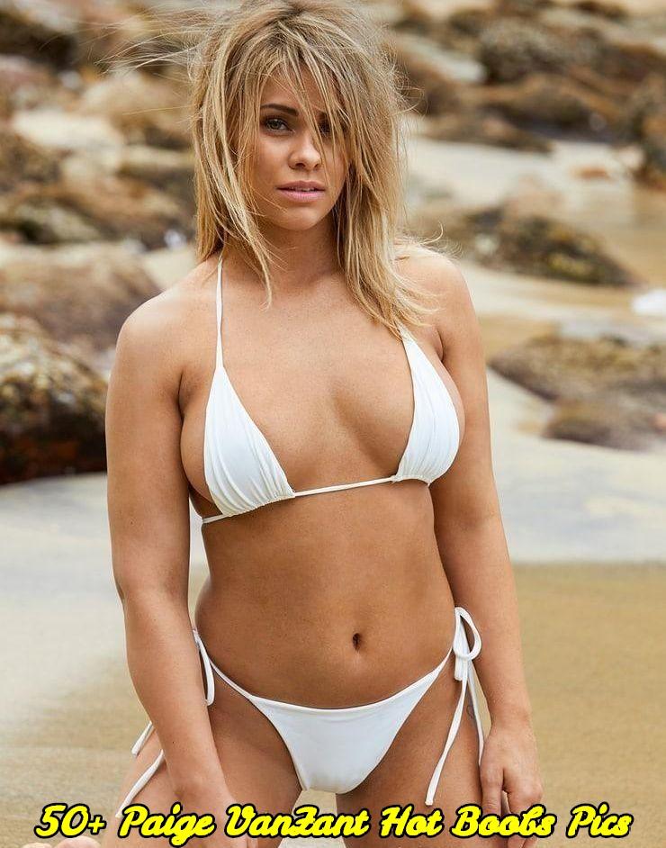 Paige VanZant hot boobs pics