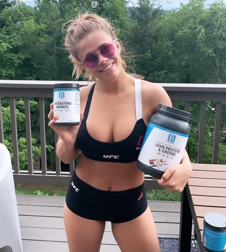 Paige VanZant hot pictures