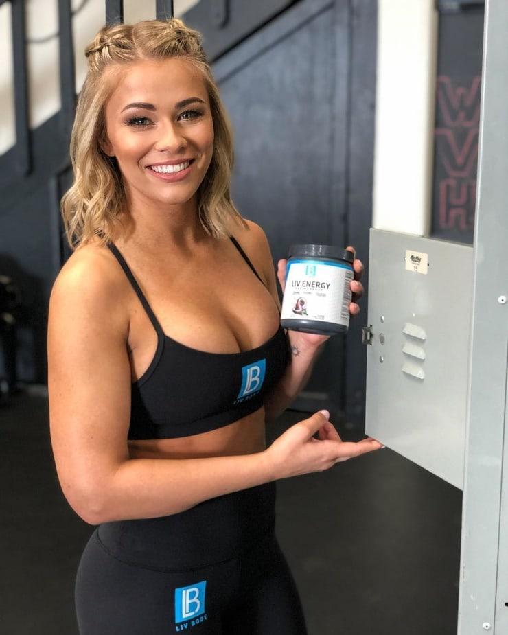 Paige VanZant sexy pictures
