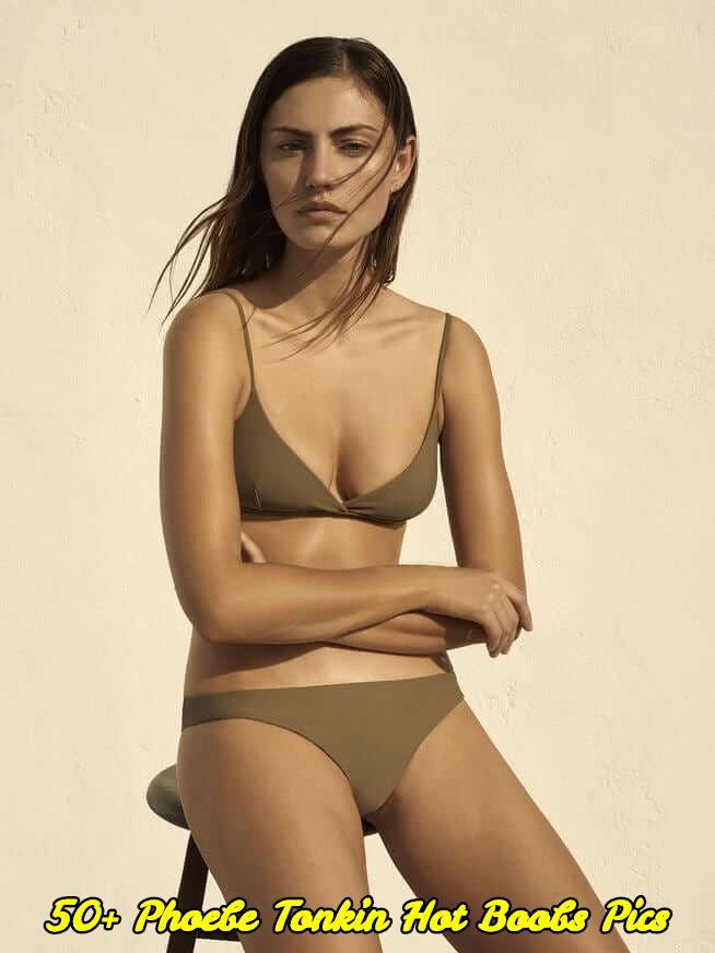 Phoebe Tonkin hot boobs pics
