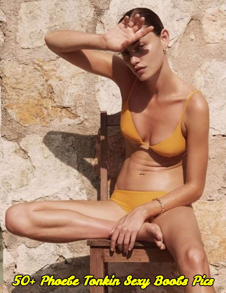 Phoebe Tonkin sexy boobs pics