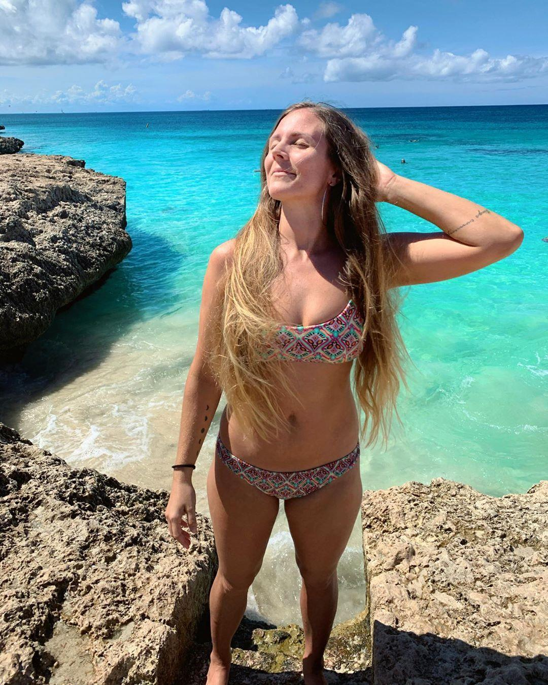 Rachel Brathen amazing boobs pics