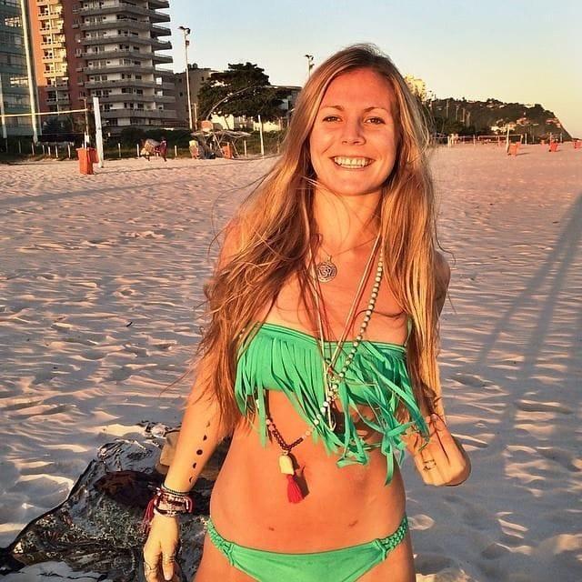 Rachel Brathen big boobs pics