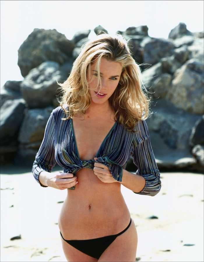 Rebecca Romijn hot look pics (2)