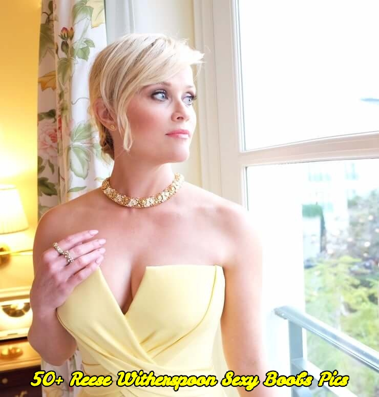 Reese Witherspoon sexy boobs pics