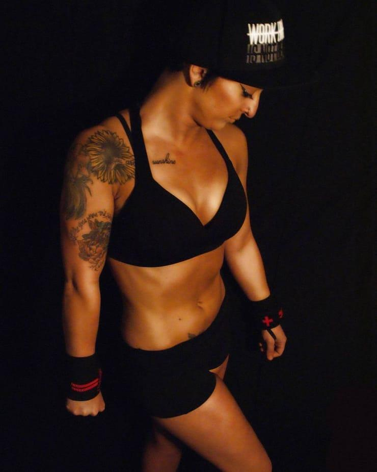 Ruby Riot hot look pic