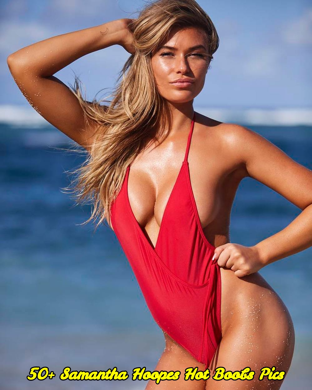 Samantha Hoopes hot boobs pics