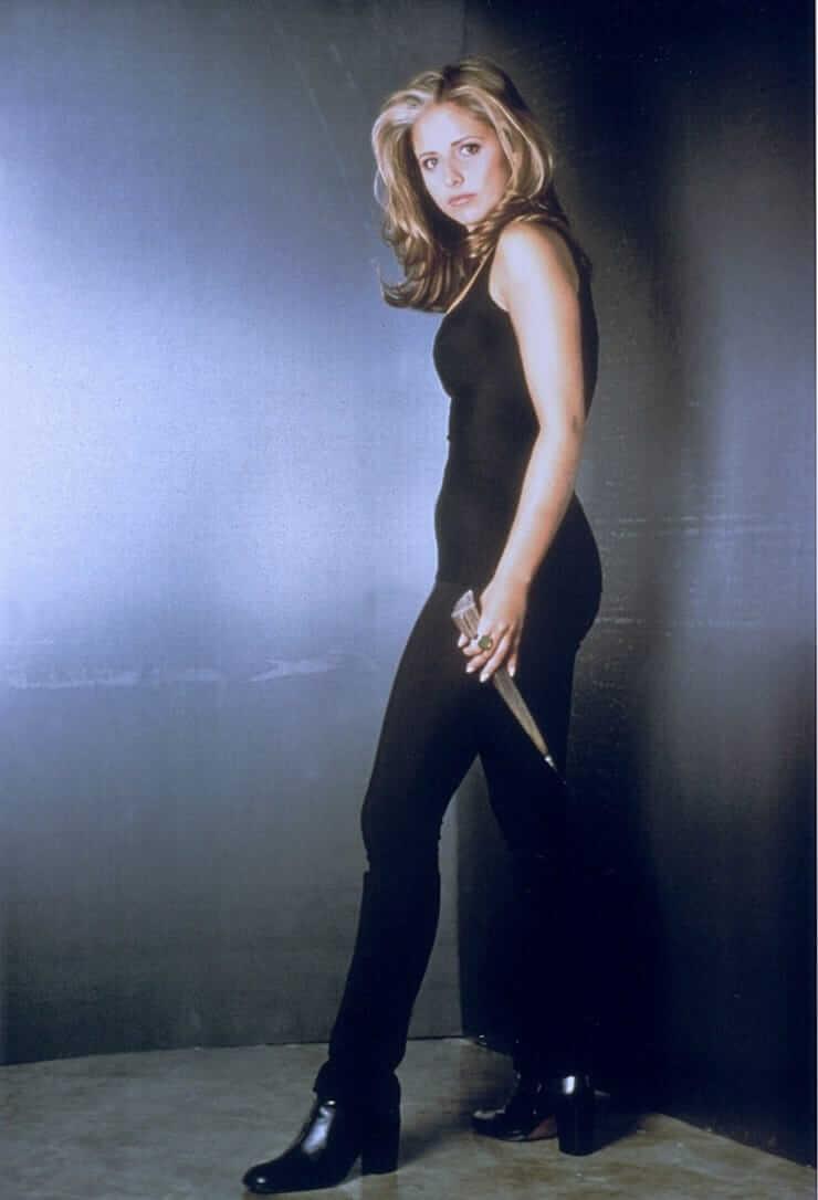Sarah Michelle Gellar beautifull pics