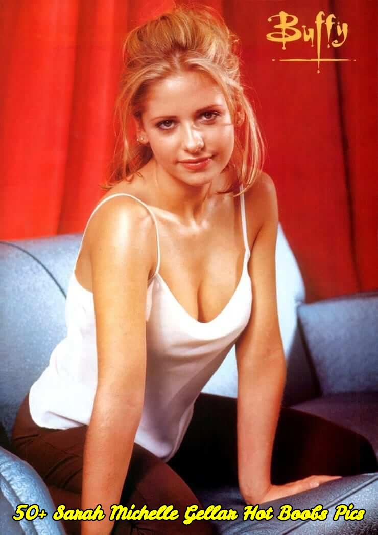Sarah Michelle Gellar hot boobs pics
