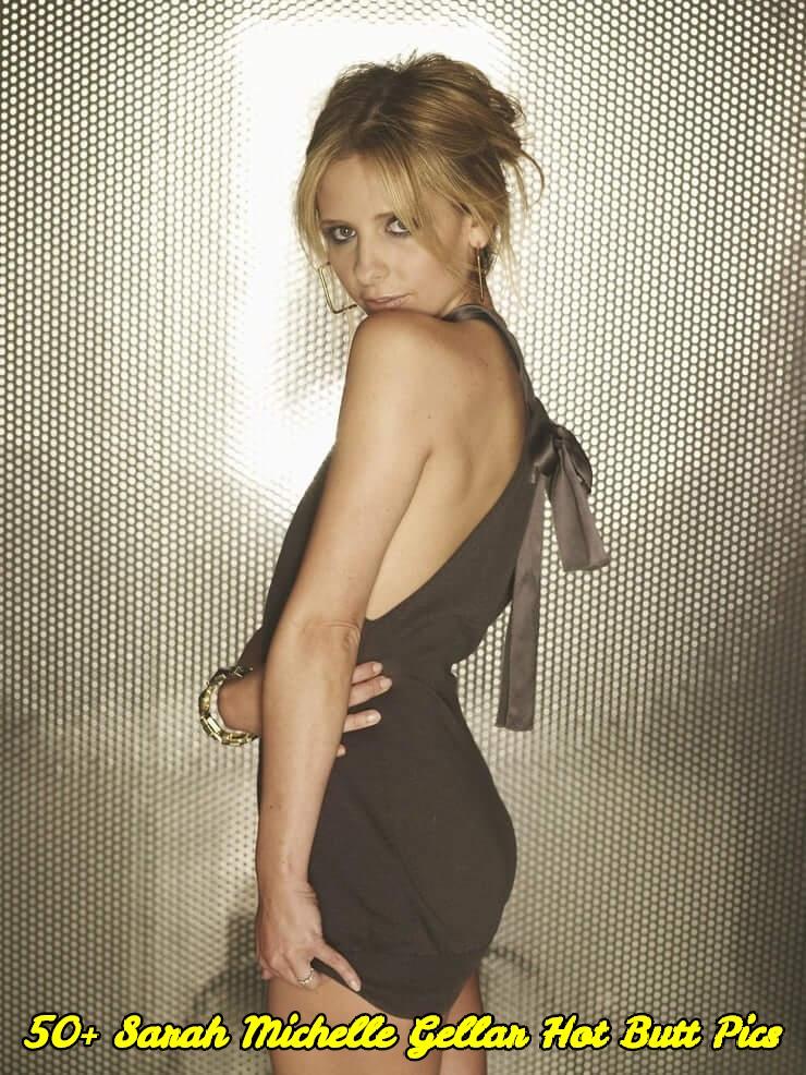Sarah Michelle Gellar hot butt pics