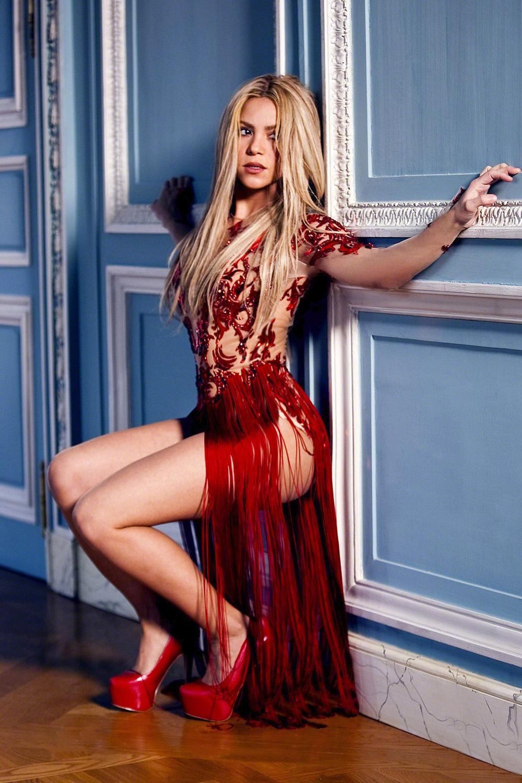 Shakira hot pic