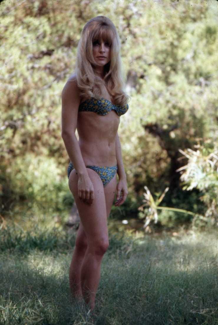 Sharon Tate hot bikini pics
