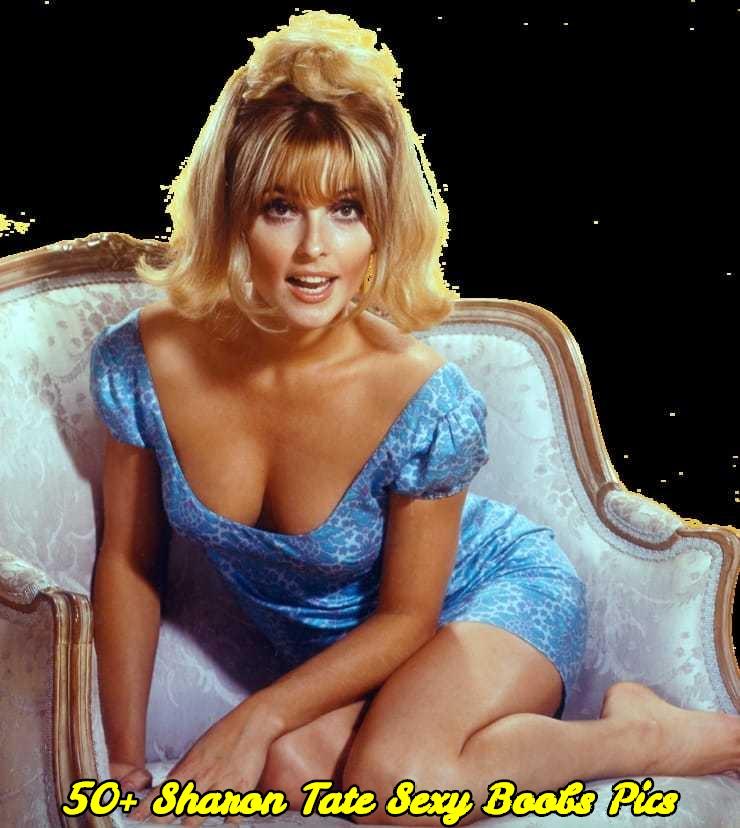 Sharon Tate sexy boobs pics