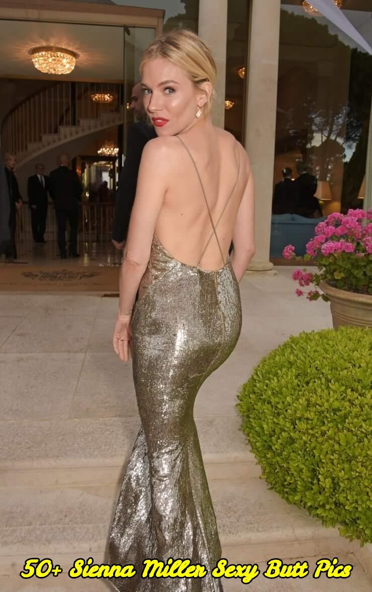 Sienna Miller sexy butt pics