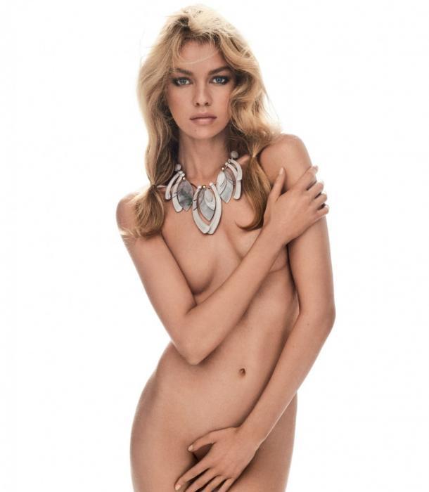 Stella Maxwell near nude pics