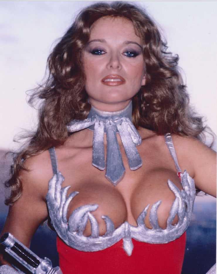 Sybil Danning big tits pics
