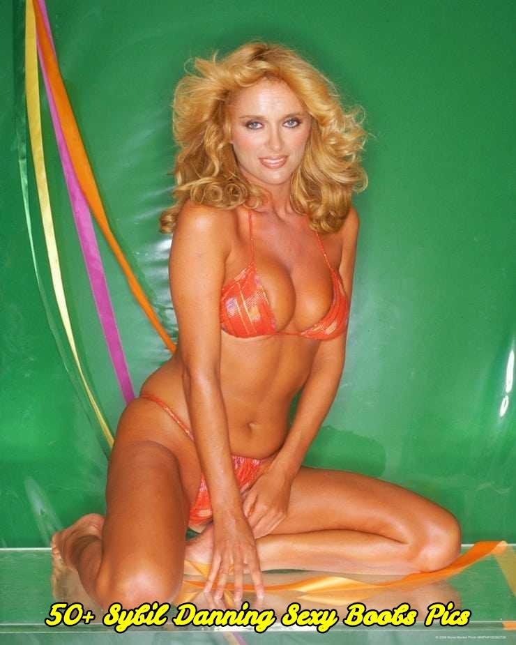 Sybil Danning sexy boobs pics