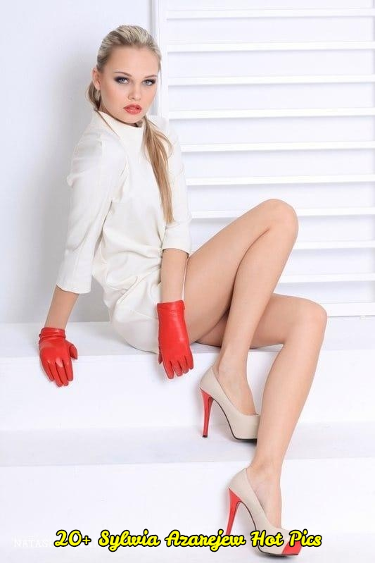 Sylwia Azarejew hot pictures