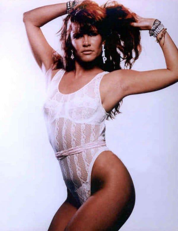 Tawny Kitaen sexy photos
