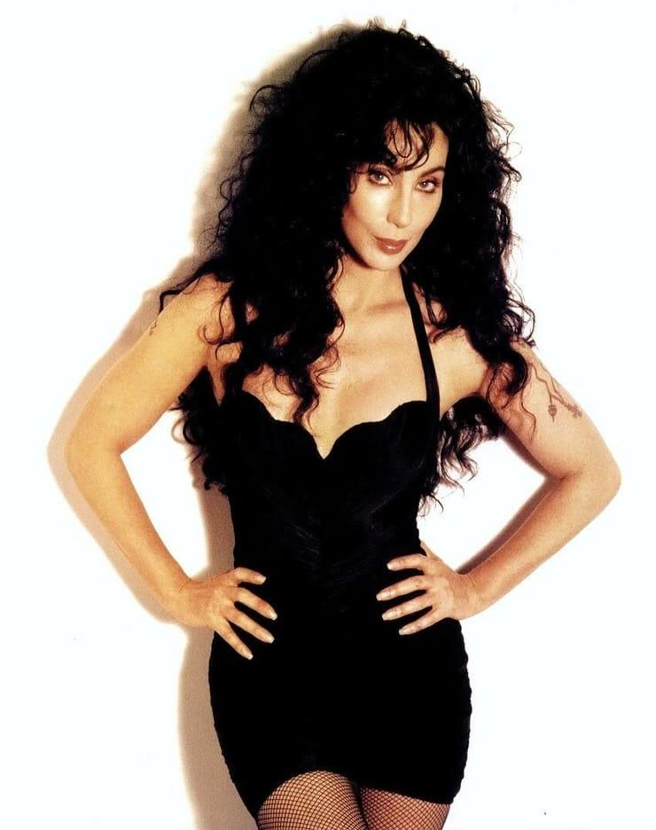 cher sexy look