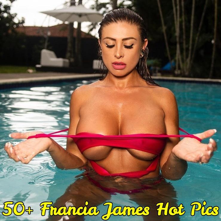 francia james hot pics