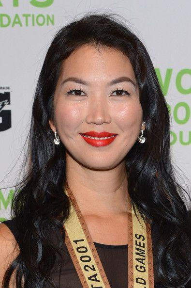jeanette lee red lips