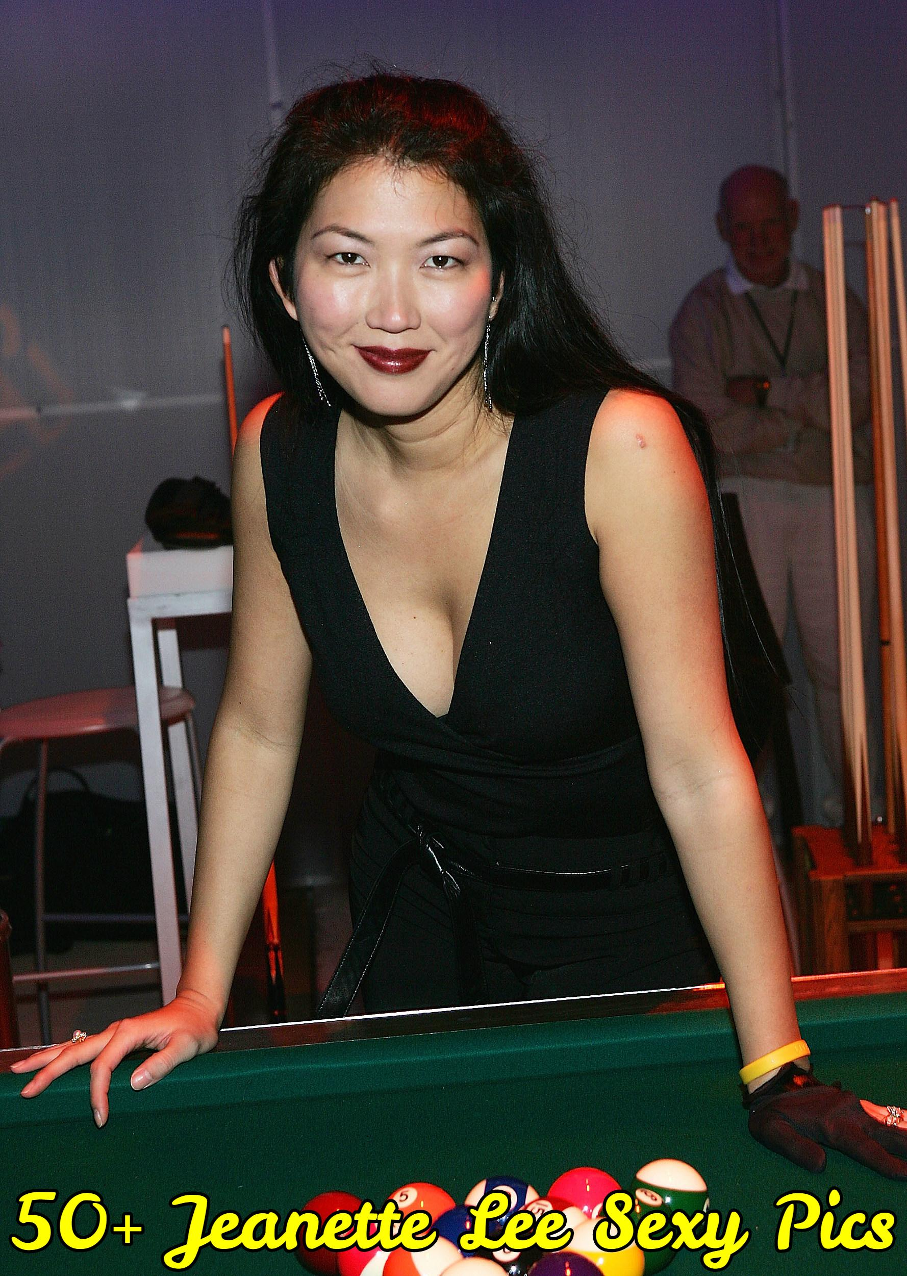 jeanette lee sexy pics