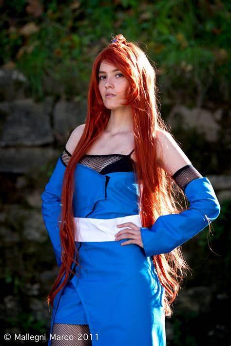 mei terumi hot cosplay