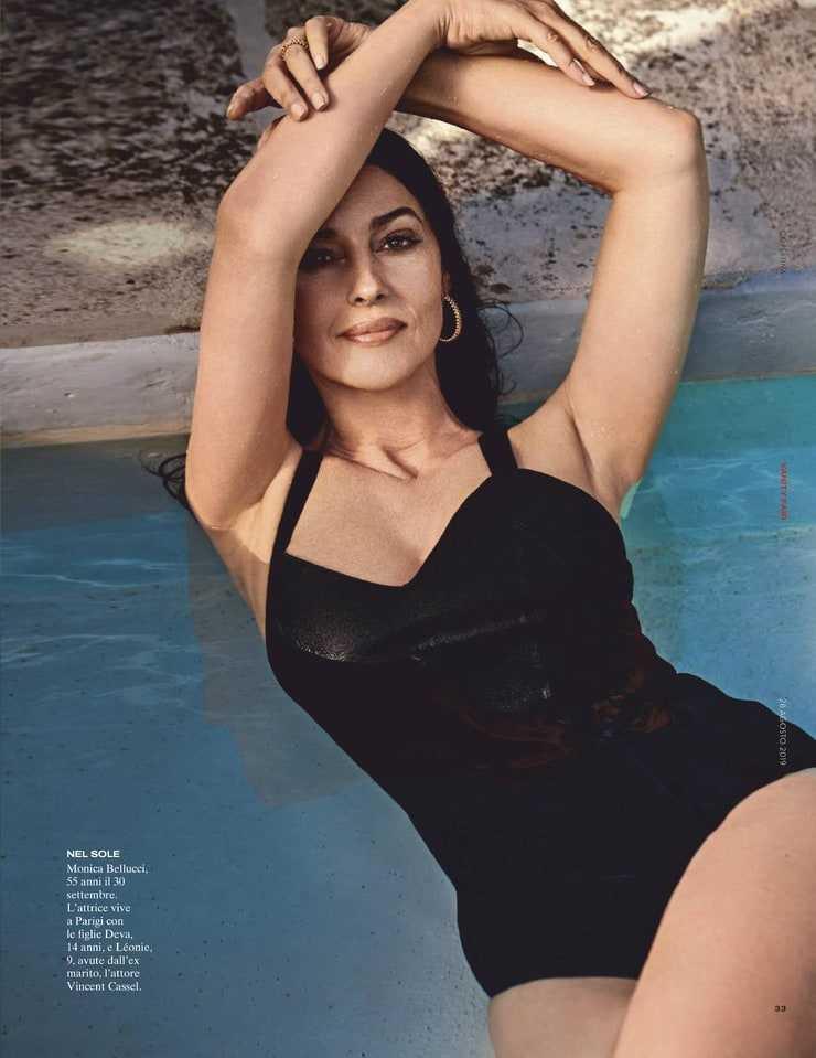 monica bellucci sexy look