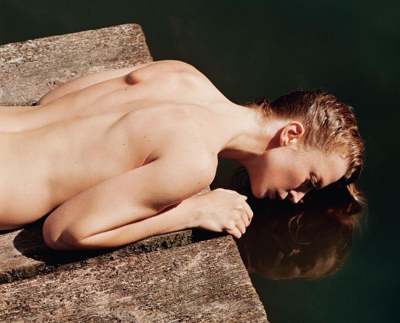 raquel zimmermann near-nude