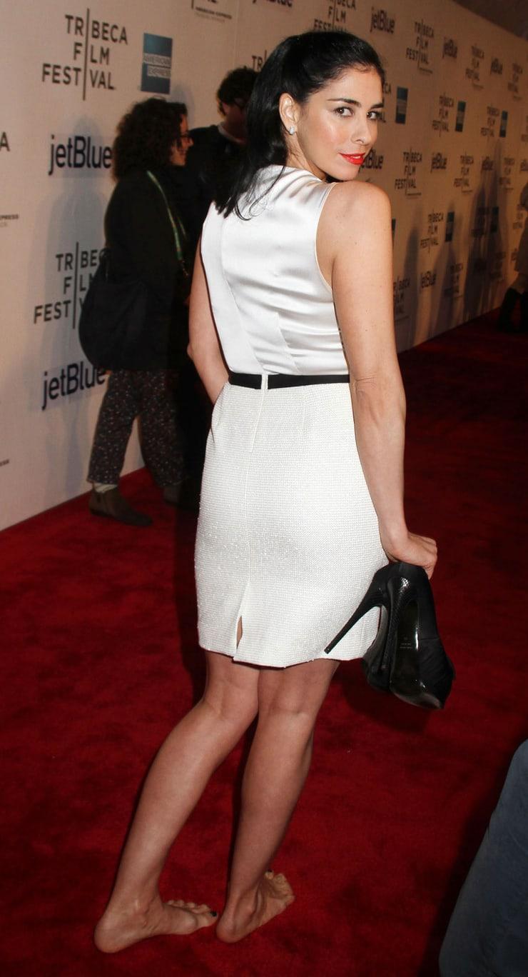 sarah silverman booty