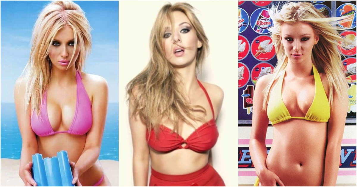 16 Sexiest Ashley Mulheron Boobs Pictures Are A Feast For Your Eyes