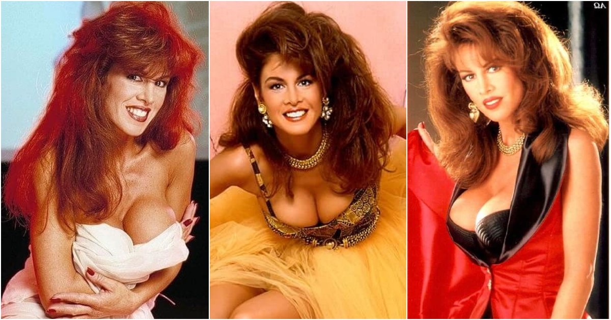 25 Hottest Jessica Hahn Boobs Pictures Are Arousing And Appealing