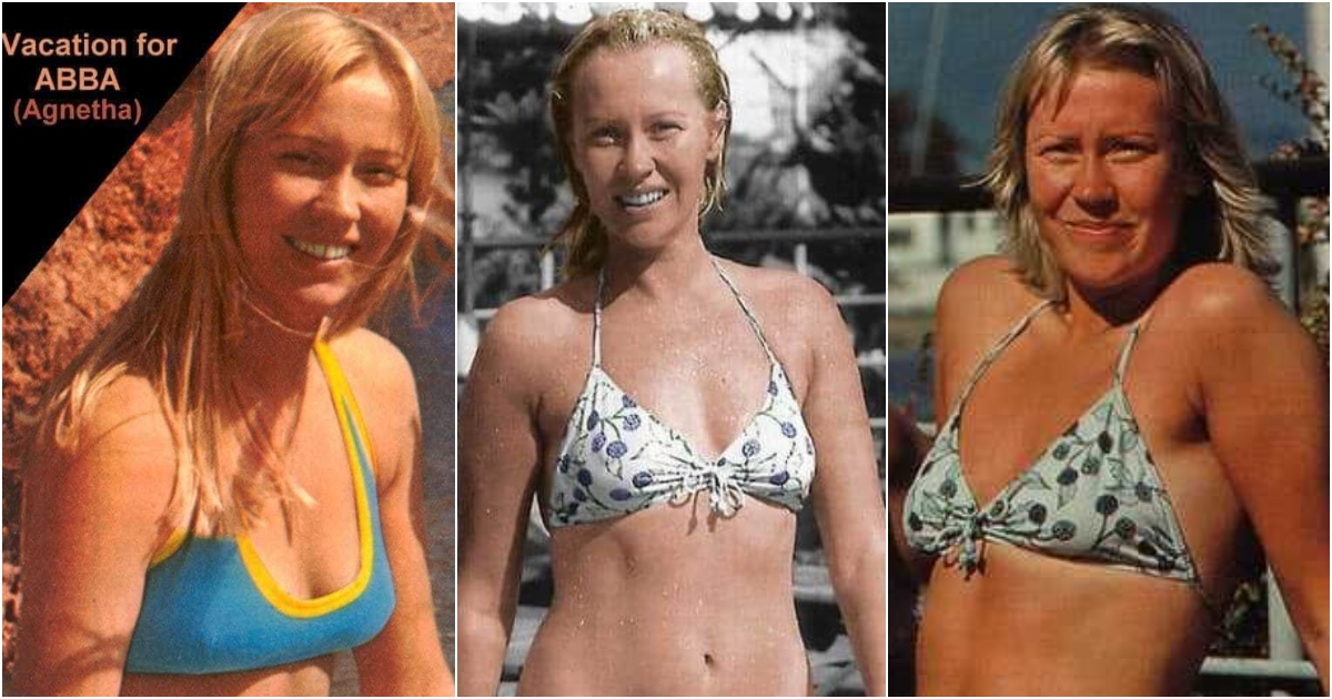 51 Hottest Agnetha Fältskog Boobs Pictures A Visual Treat To Make Your Day