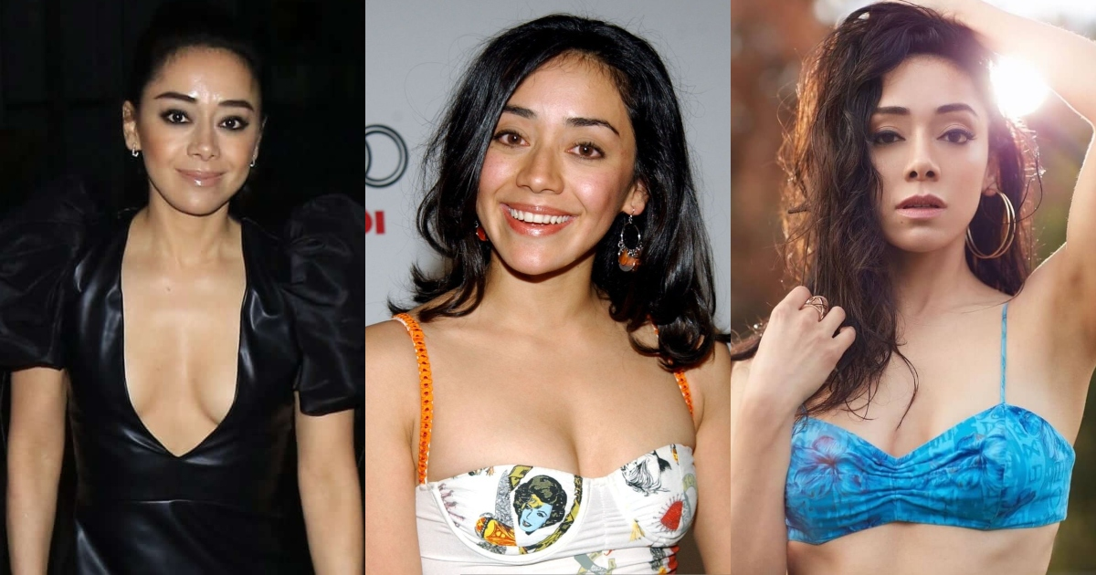 51 Hottest Aimee Garcia Boobs Pictures Show Off Her Perfect Set Of Racks