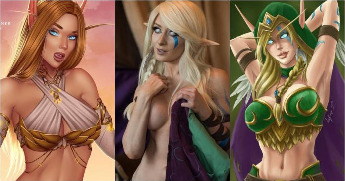 51 Hottest Alleria Windrunner Boobs Pictures A Visual Treat To Make Your Day