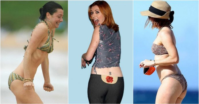 51 Hottest Alyson Hannigan Big Butt Pictures That Will Make Your Heart Pound For Her Booty
