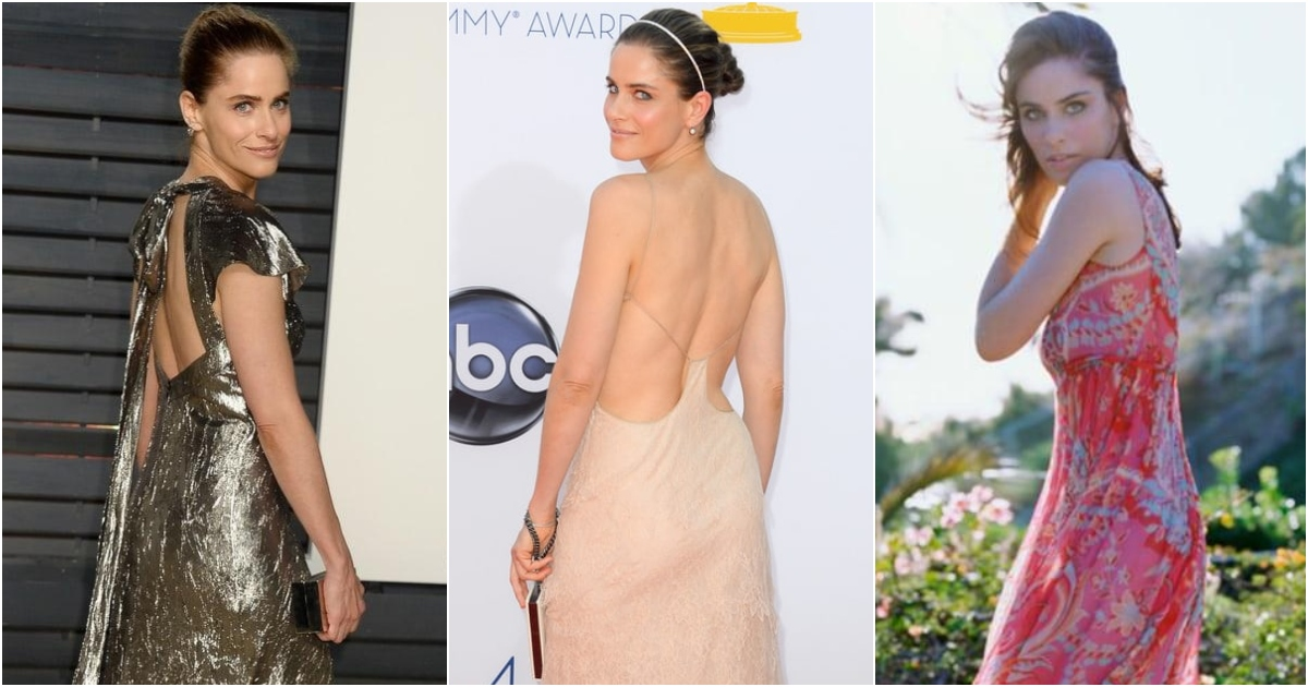 51 Hottest Amanda Peet Big Butt Pictures You'll Surely Feel Like Giving A Nice Slap