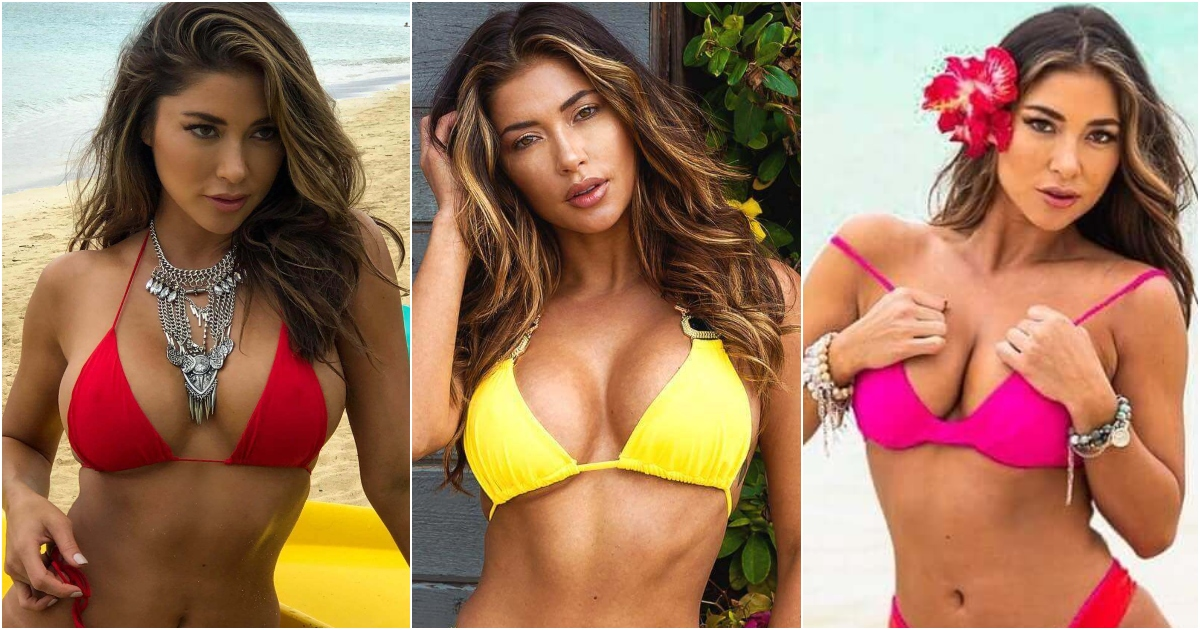51 Hottest Arianny Celeste Boobs Pictures Show Off Her Perfect Set Of Racks