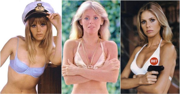 51 Hottest Britt Ekland Boobs Pictures Are As Soft As They Look