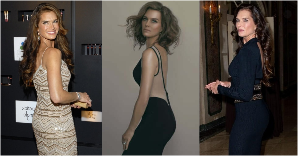 51 Hottest Brooke Shields Big Butt Pictures Are Going To Perk You Up