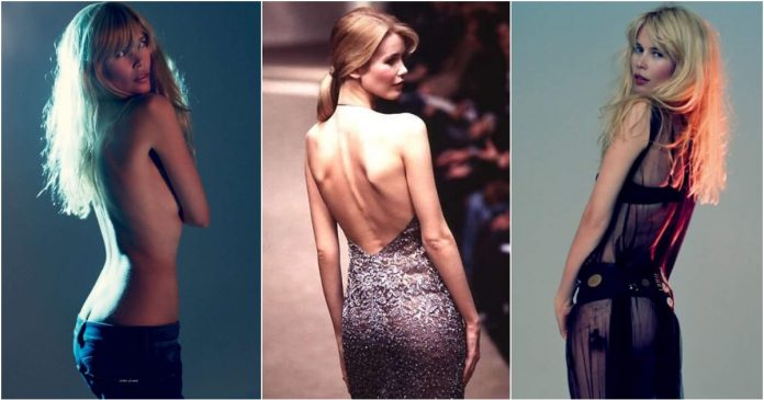51 Hottest Claudia Schiffer Big Butt Pictures Are Probably The Cutest Pair Of Butt Cheeks You've Ever Seen